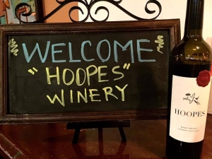 Hoopes Wine Tasting