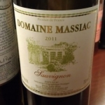 Domaine Massiac Sauvignon Blanc