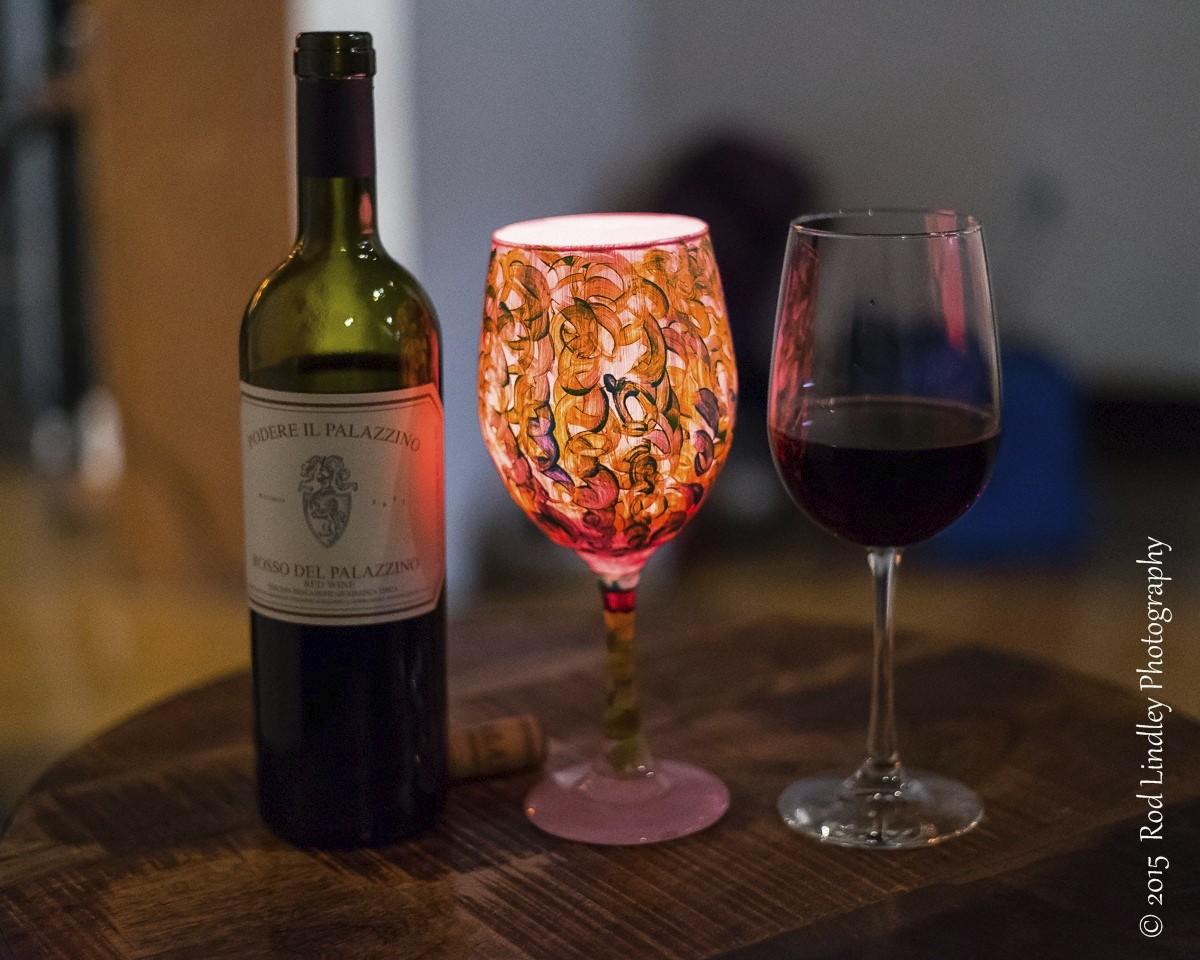 Wine Bottle-WGP Class