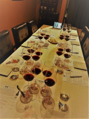 Taste & Learn: Wine Education 101 Class