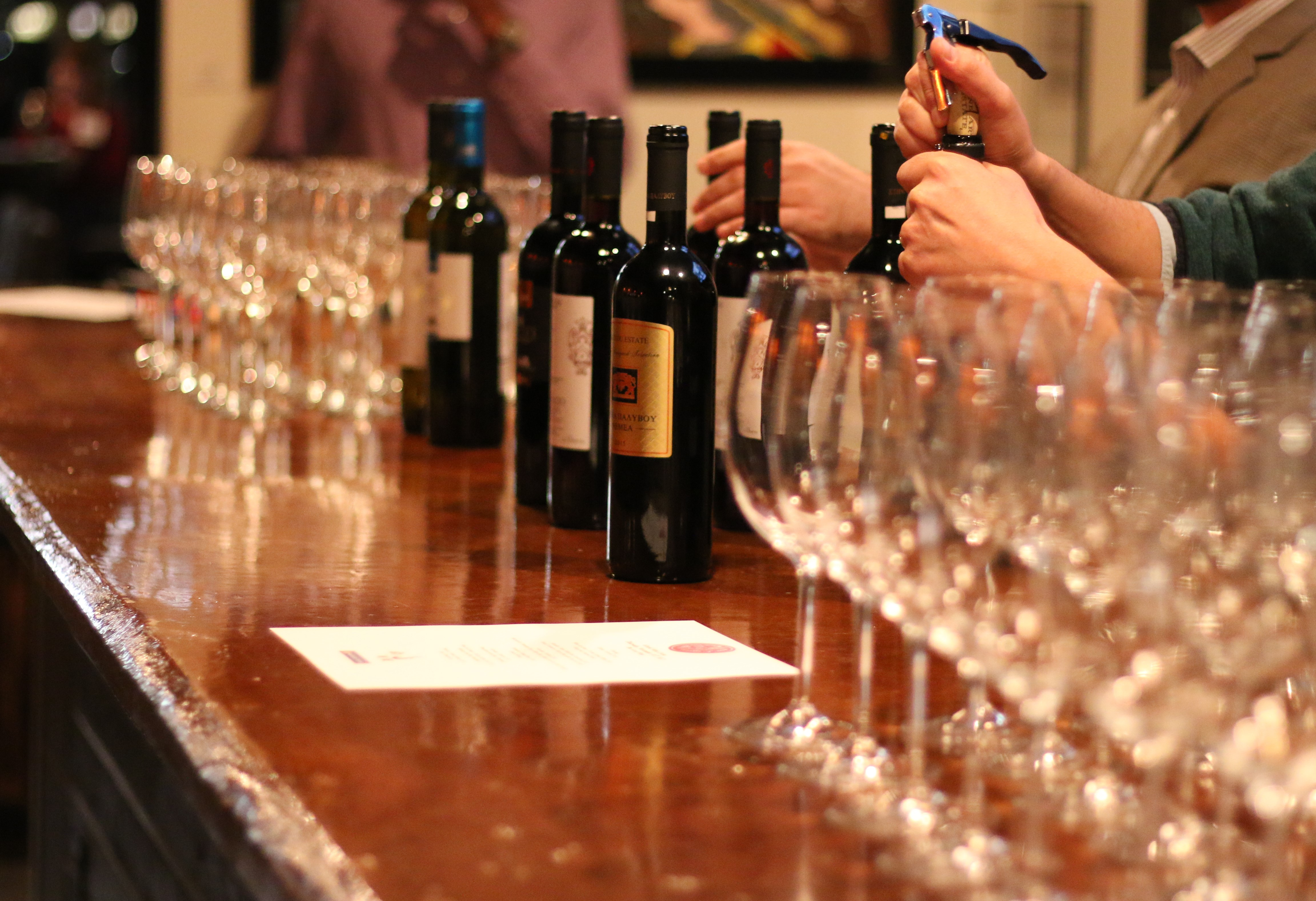 Private Wine Events