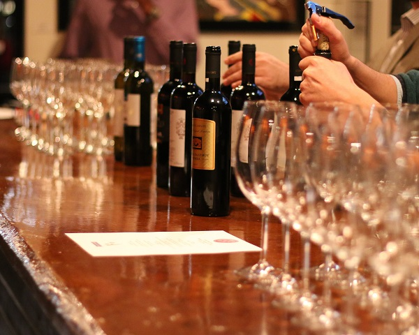 First Friday Wine Tasting