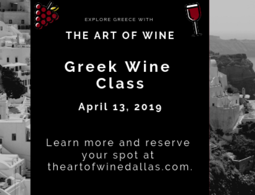 Celebrate the Increasing Popularity of Greek Wines in North America
