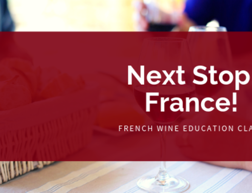 Next Stop France: French Wine Education Class