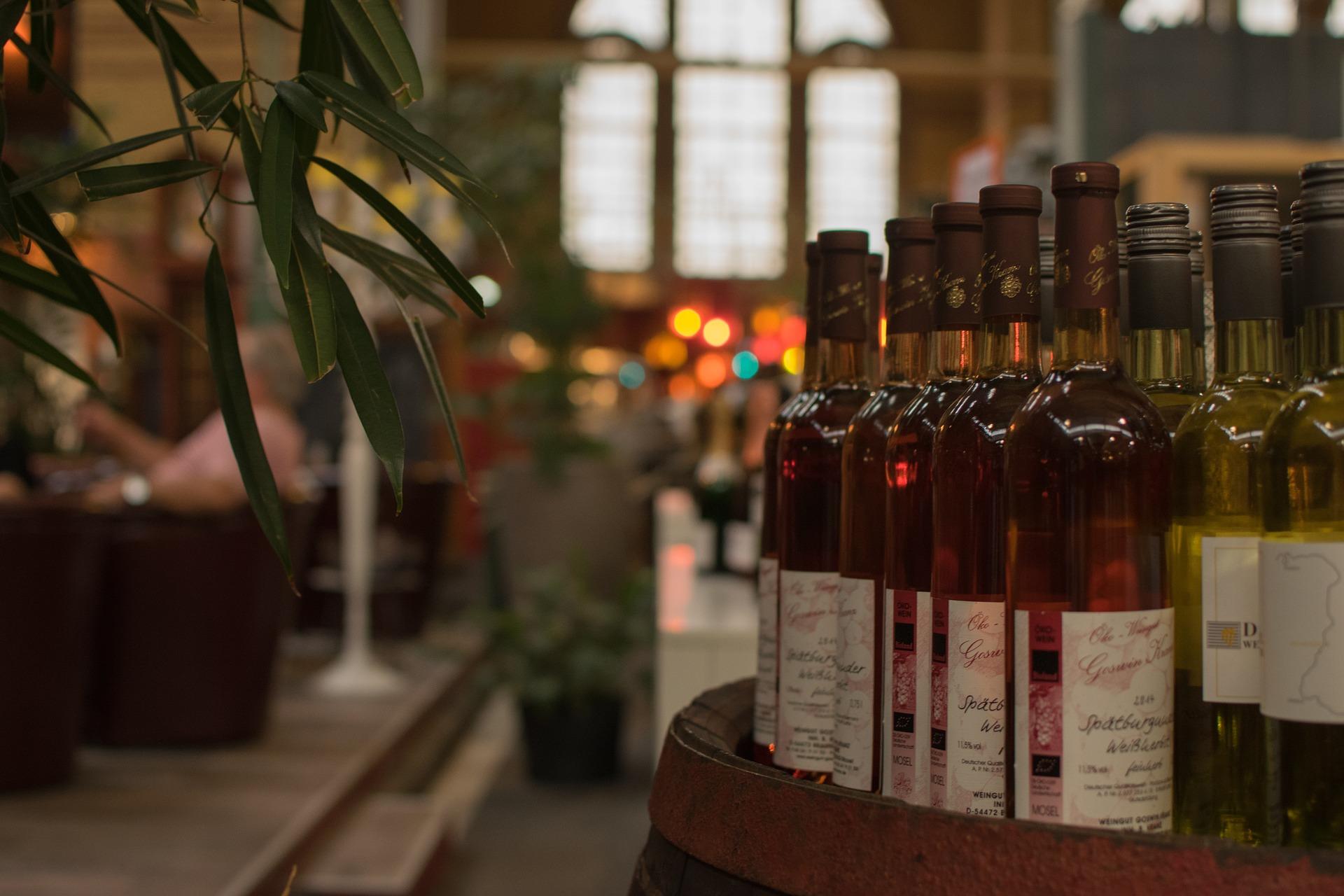 Wine in Barrels