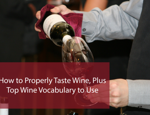 How to Properly Taste Wine, Plus Top Wine Vocabulary to Use