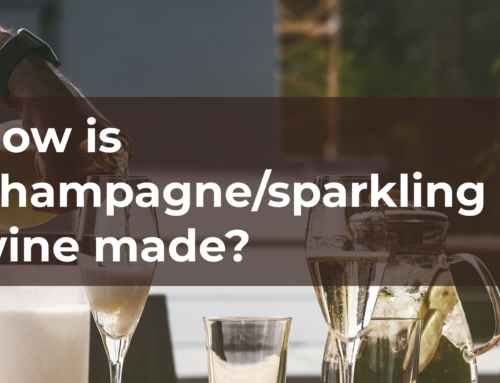 How is Champagne/sparkling wine made?