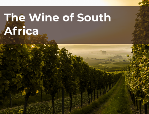 The Wine of South Africa