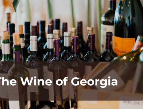 The Wine of Georgia